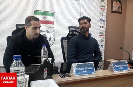 بازیکن پنجاب:  به ایران آمدهایم تا برنده باشیم