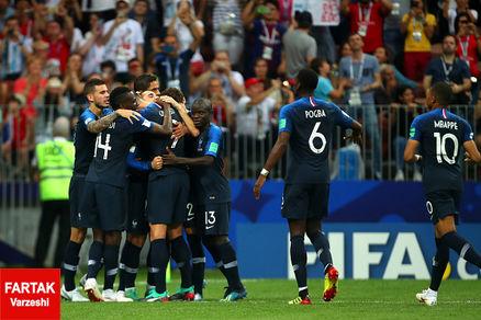 اسامی بازیکنان تیم ملی فرانسه اعلام شد