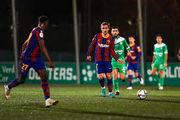 برد مقابل الچه، بارسلونا را به رده سوم رساند