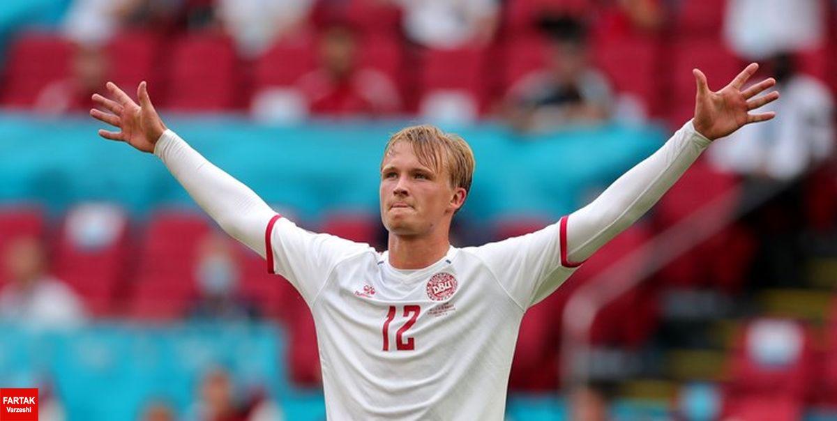 یورو 2020|ترکیب تیم منتخب مرحله نیمه نهایی یورو