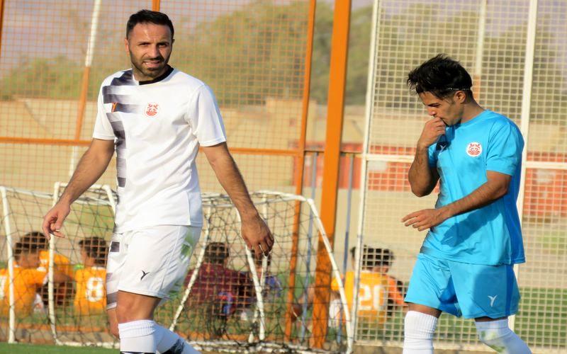 گزارش تصویری: دیدار تدارکاتی باشگاهی/ مس کرمان - مسنوین کرمان