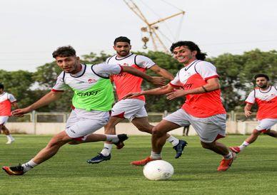 گزارش تصویری/ تمرین امروز (چهارشنبه) تیم فوتبال تراکتور