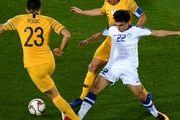 انتخابی جام جهانی 2022 تحکیم صدرشینی استرالیا با برد اردن