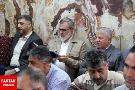 حضور پروین،رویانیان و ... در سالگرد درگذشت شهید کاشانی