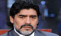 مارادونا: من یک مردهام!