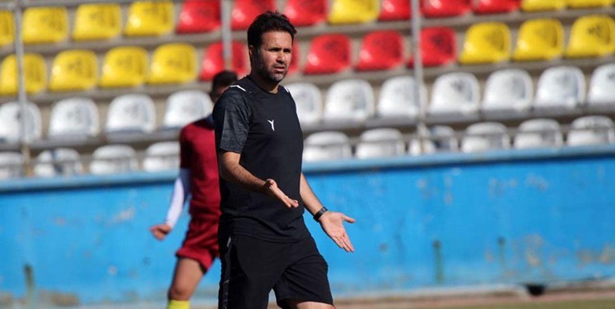 محمد نصرتی: باشگاه هیچ کار انگیزشی انجام نمی دهد / قهر نکرده بودم!