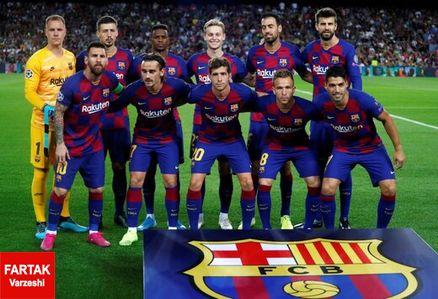 کرونا  9 میلیون یورو به بارسلونا ضرر زد