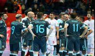 برنامه بازیهای ردهبندی و فینال جام جهانی فوتسال