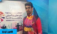 آخرین اخبار از کاروان ورزشی ایران در بازیهای پاراآسیایی/شناگر ایران سکه باران میشود