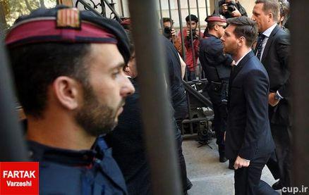 دیوان عالی اسپانیا در انتظار دفاع مسی
