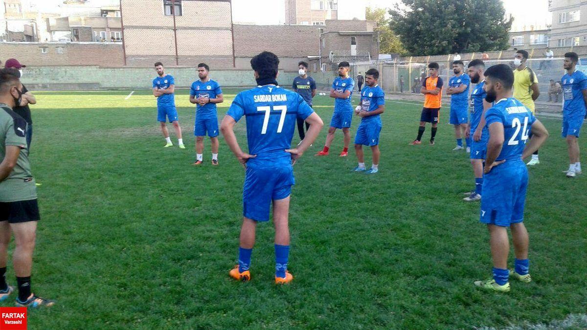 کرونا در اردوی تیم پرهوادار / تست پنج بازیکن مثبت شد