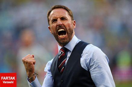 عکس | محبوبیت بالای سرمربی جوان تیم ملی انگلیس
