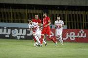 گزارش تصویری دیدار گل ریحان البرز - سپیدرود رشت/ عکس: سیداحمد کیایی