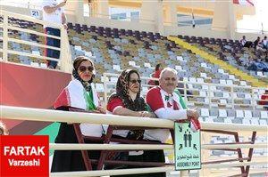 ایران-ویتنام؛اتفاقی عجیب در ورزشگاه آل نهیان!