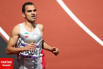 کفش دونده ایرانی المپیک به سرقت رفت