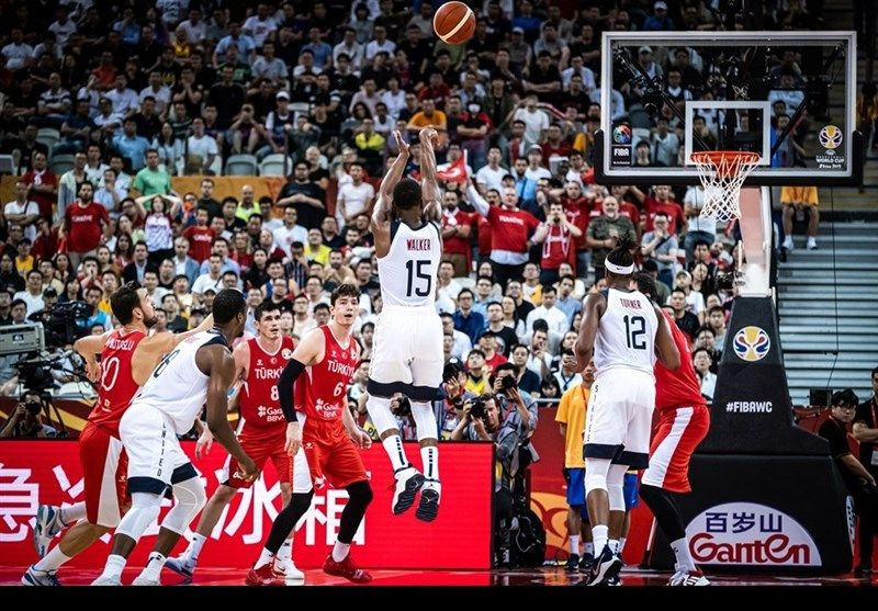 جام جهانی بسکتبال چهار تیم مرحله یک چهارم نهایی مشخص شدند