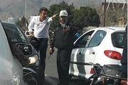 توضیح فردوسیپور درباره تخلف رانندگیاش