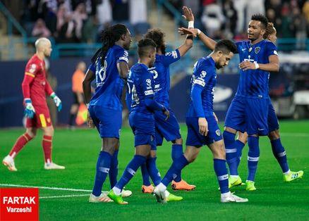 چهار بازیکن خارجی الهلال برای لیگ قهرمانان آسیا مشخص شدند
