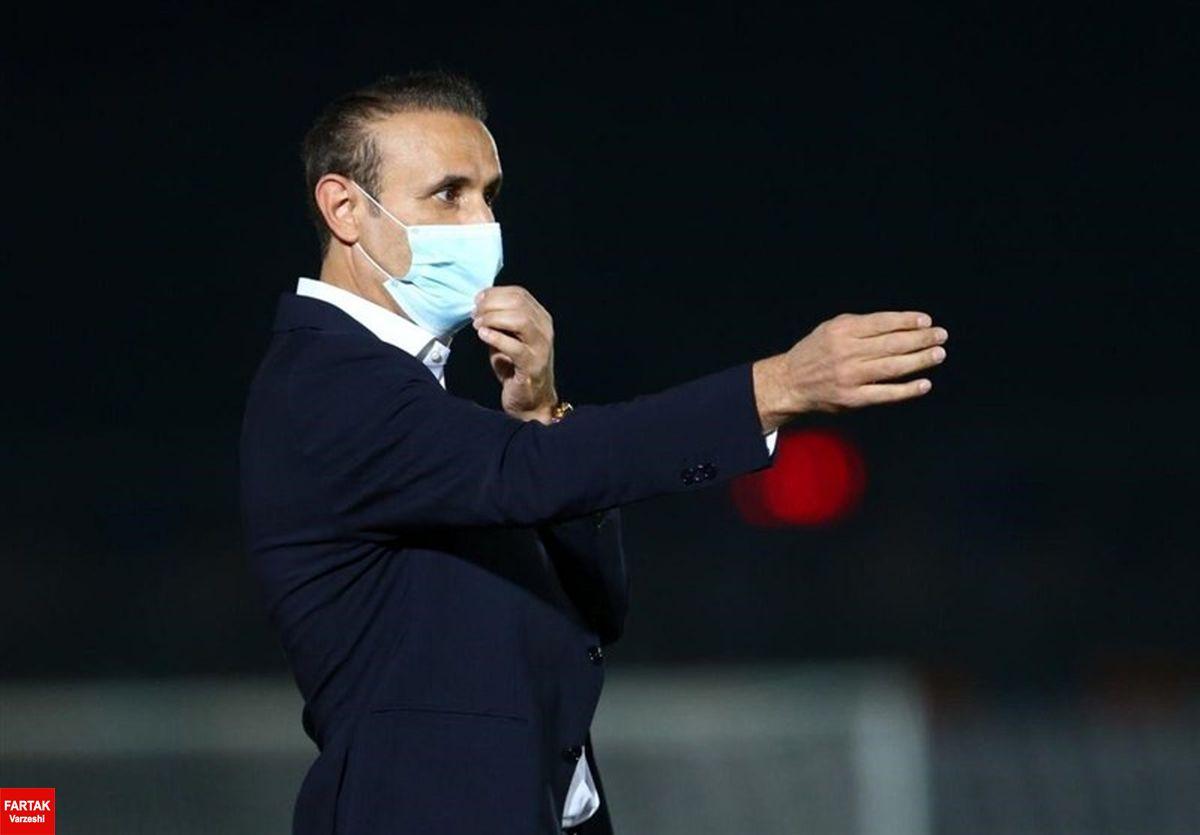 گلمحمدی به نشست خبری پیش از بازی با نفت مسجدسلیمان نمیرسد