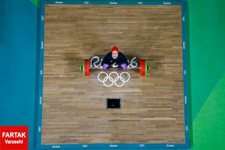 اولین زن عرب که توی المپیک طلا گرفت+عکس
