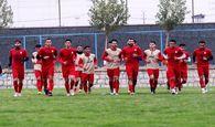 اعلام ترکیب تیم ملی امید مقابل سوریه
