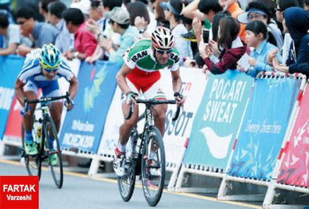 معرفی رقبای رکابزنان ایران در دوچرخهسواری جاده المپیک