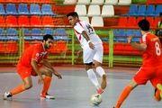 کمیته انضباطی رای دیدار  تیم های فوتسال سوهان محمد سیما قم و مس سونگون را اعلام کرد