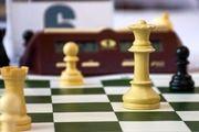 صدرنشینی شطرنجبازان ایران در مسابقات غرب آسیا