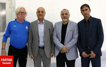 واکنش معاون ورزشی باشگاه استقلال به خبر بازگشت 2 ستاره آبی ها
