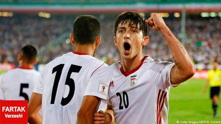 کیت ایران سومین لباس زشت جام جهانی 2018