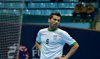 بازیکن سرشناس تیم ملی فوتسال فرجام خواهی کرد