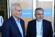 سرپرست کاروان ایران در المپیک توکیو معرفی شد