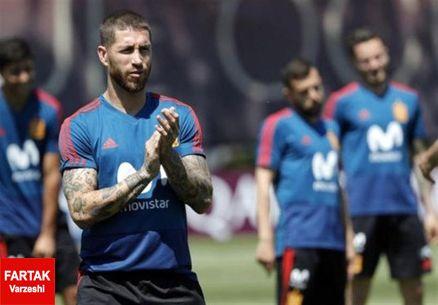 واکنش راموس به جدایی سرمربی تیم ملی اسپانیا