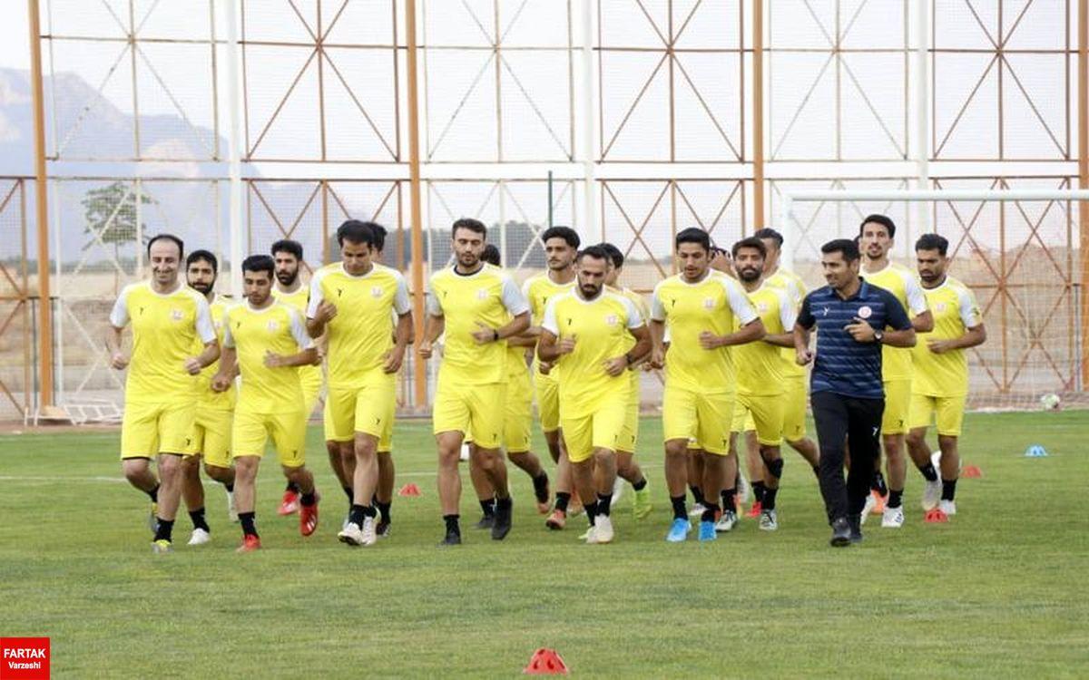 سرپرست تیم فوتبال مس کرمان: برای انجام دو بازی دوستانه به تهران می رویم