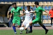 پیروزی پرگل استقلال مقابل تیم دسته دومی