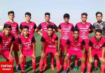 لیگ برتر نوجوانان کشور |تیم امید گناوه دربی استان بوشهر را بُرد