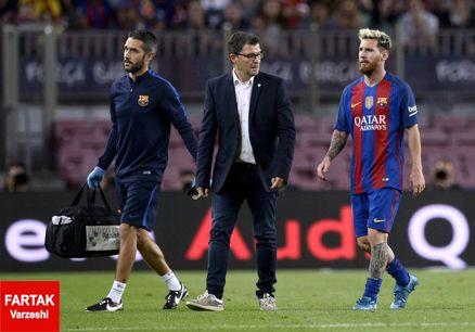 نمی خواهم برای مسی با بارسلونا درگیر شوم