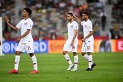 برتری قطر برابر عمان و درخشش اردن برابر نپال