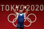 بازگشت هیجان به وزنهبرداری ایران؛ داودی نقره ضرب کرد