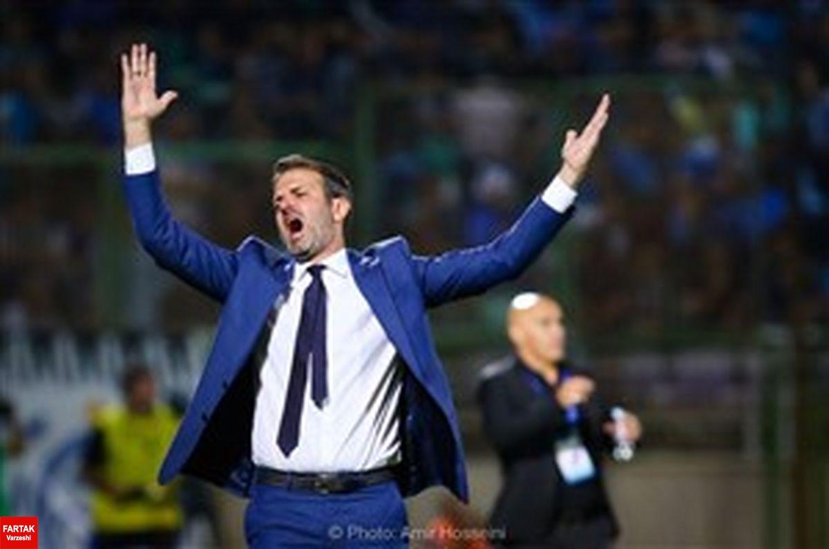 عجیب ترین اتفاقات فوتبالی در استقلال؛لابد فتحی هم بی خبر بوده است!