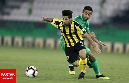 عملکرد خوب بازیکنان ایرانی در الاهلی