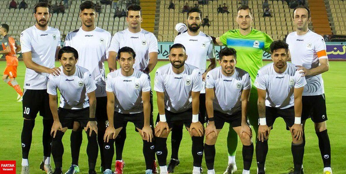 هفته بیشت و ششم لیگ دسته اول| برتری شاهین مقابل چوکا