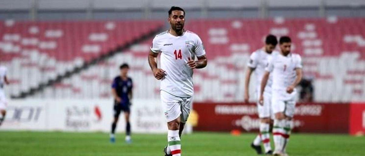 اعلام آمادگی لژیونر معروف برای بازی در تیم ملی