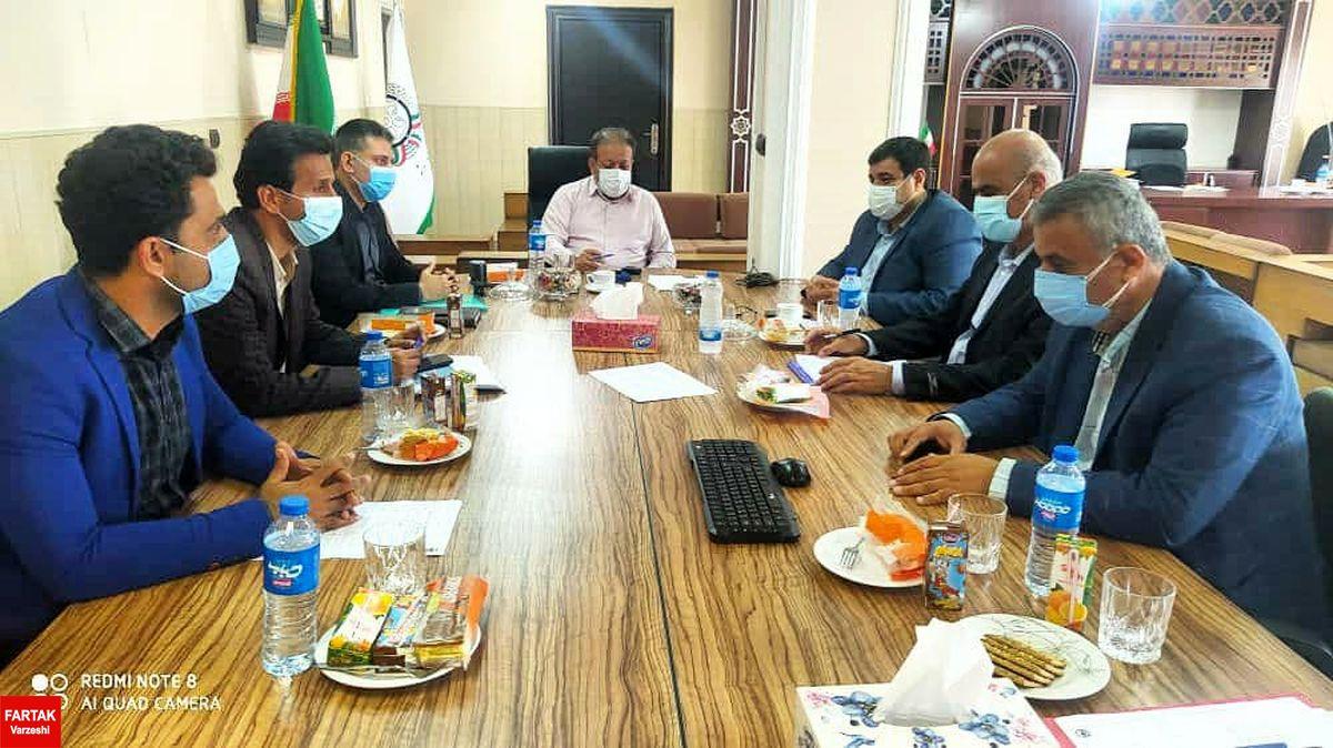 مخالفت هیات مدیر باشگاه شاهین شهرداری بوشهر با جدایی فراز کمالوند