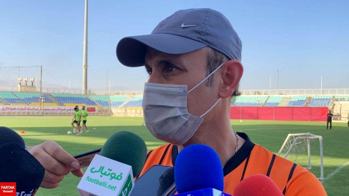 گلمحمدی پیشنهاد از لیگ ستارگان را تائید کرد