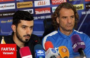کارنو: از شکست ناراحتم ولی به تیم ملی ایران تبریک میگویم