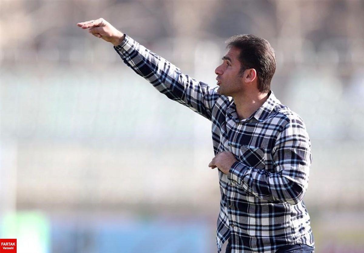 صادقی مشاور مدیرعامل باشگاه سایپا شد