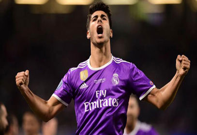 10 گل فوق العاده از مارکو آسنسیو