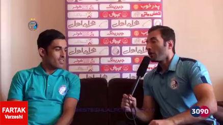فیلم / قسمت سوم مصاحبه بختیار رحمانی با دوربین استقلال