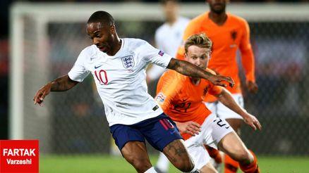 استرلینگ:انگلیس در این بازی دشمنی بزرگتر از خود نداشت